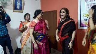 বিজেপি নেত্রী রূপা গাঙ্গুলির নাচ দেখুন  Rupa Ganguly