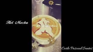 Latte Art Sexy Hot Mocha by Carlo Pascual Santos