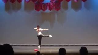 Main Deewana Dance by Amesh Daga | Ganesh Hegde | Maroon Vibes-2012