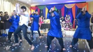 Ahmed Sher Zaman | Boys Mehndi Dance!!!! | Asiya Weds Jabran | @AhmedZaman94