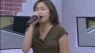 PDA Flashback : Yeng's Band Rehearsal for SALAMAT