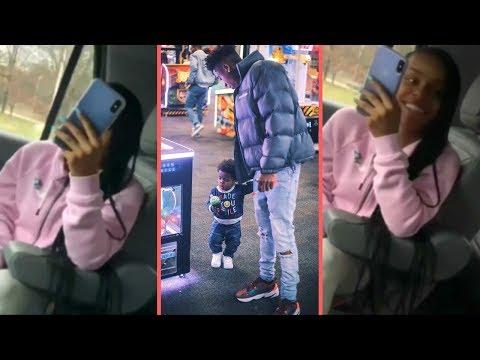 Xxx Mp4 NBA YoungBoy And His Girlfriend Money Yaya Floyd Mayweather Daughter Riding Around YB N Yaya Vibin 3gp Sex