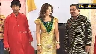 Best Of Mahnoor and Asif Iqbal New Pakistani Stage Drama Full Comedy Clip