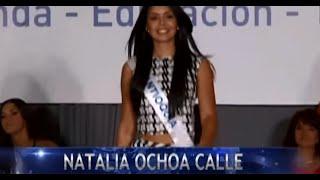 Natalia Ochoa, Miss Colombia International 2015