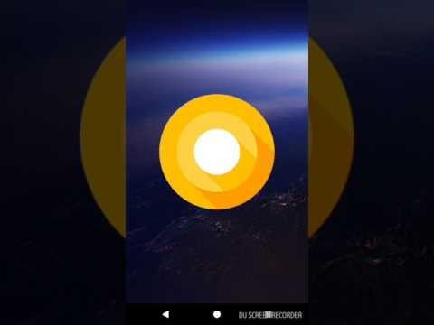 Android O 8.0.0 Google Pixel