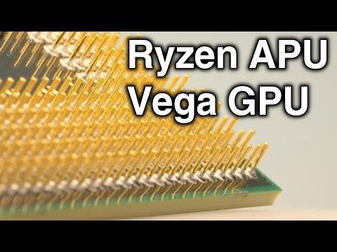 Ryzen APU With Vega GPU Confirmed   HBM2 APU?