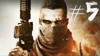 Spec Ops The Line - Gameplay Walkthrough - Part 5 - Mission 4 - SAND TSUNAMI