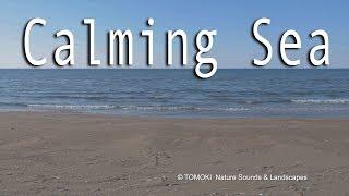 Calming Sea 8 Hours Ocean Waves Nature Sounds / Sleep, Work, Healing