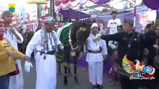 Merinding Ada Kuda Kosong Di Pawai Cianjur Jago Festival
