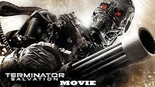 Terminator Salvation - Game Movie