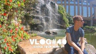 Armin VLOG #40: China Tour (Part 1)