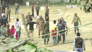Clash at Dhamrai Election'2015