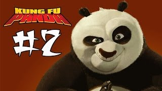 Kung Fu Panda - Part 2 Walkthrough (Xbox 360)