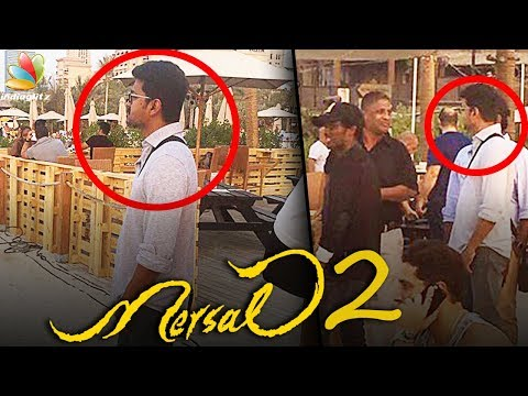 Xxx Mp4 Vijay Atlee In Dubai For Mersal 2 Latest Tamil Cinema News Thalapathy Movie 3gp Sex