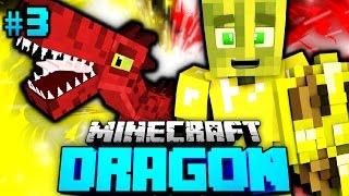 WIR haben IHN BESTOHLEN?! - Minecraft Dragon #03 [Deutsch/HD]