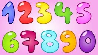 Belajar Mengenal Angka Satu Sampai Sepuluh (1-10)