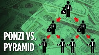 Ponzi vs. Pyramid Scheme: What's The Difference?