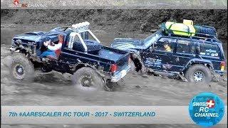 RC SCALE CAR ADVENTURE TOUR -  7th #AARESCALER TOUR 2017