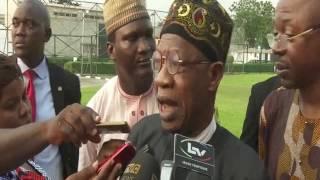 A Night With Governor Akinwunmi Ambode