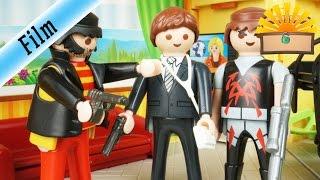 ENTFÜHRUNG WILL GUT GEPLANT SEIN - FAMILIE Bergmann #135 - Playmobil Film deutsch 2017