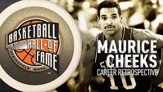 Maurice Cheeks | Hall of Fame Career Retrospective