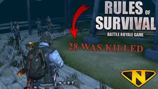 rules of survival mac client