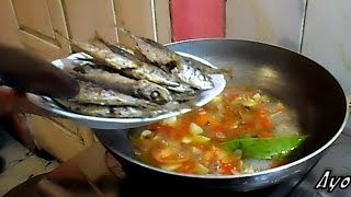 Resep dan Cara Memasak Ikan Pindang Kuah Santan Pedas