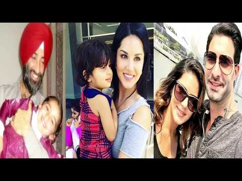 Xxx Mp4 Sunny Leone With Her Family Husband Daniel Weber Daughter Nisha Kaur And Parents World Wide News 3gp Sex