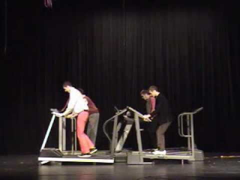 Xxx Mp4 OK Go Here It Goes Again Dance Hargrave Talent Show 3gp Sex