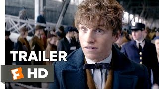 Fantastic Beasts and Where to Find Them Official Teaser Trailer #1 (2016) - Movie HD