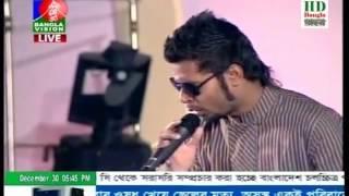 Tumi Acho Ami Achi - Arfin Rumey Ft Porshi (DhakaHdVideoSong)