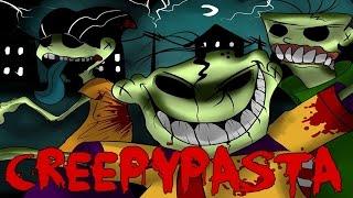 Creepypasta - Ed,Edd,Eddy nel Purgatorio