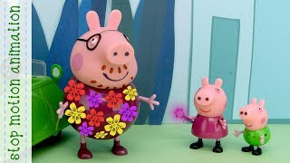 Fairy Dreams Peppa Pig toys stop motion animation