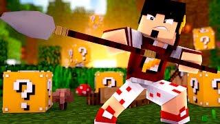 Minecraft: INTRIGA É AQUI - ESCADONA ‹ AMENIC ›