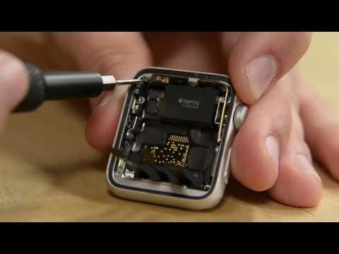 The Apple Watch Series 2 Teardown