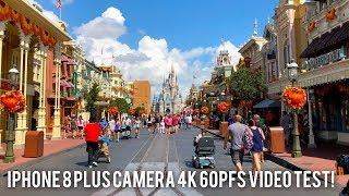 iPhone 8 Plus Camera 4K 60fps Video Test