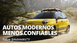 10 Autos Modernos Menos Confiables