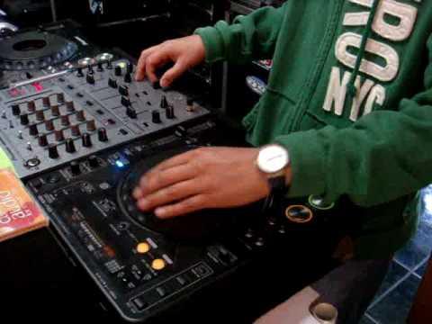 che happy mix dj sonido sistema 99