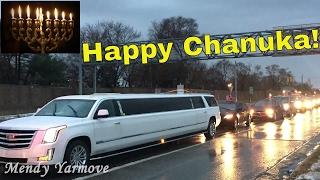 Detroit Chanukah Mivtzoim 5777 #sharethelight
