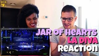 Jar of Hearts - La Diva Reaction
