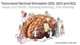 Brain Stimulation Webinar Series (Persian), First Session