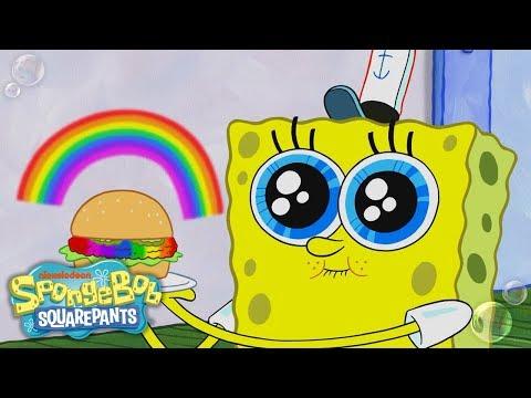 """Xxx Mp4 Can """"Rainbowger"""" Survive Plankton's Color Nullifier SpongeBob 3gp Sex"""