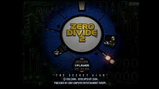 PSX Zero Divide 2: The Secret Wish