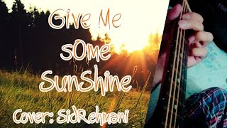 Give Me Some Sunshine Cover - 3 idiots- SidRehmani