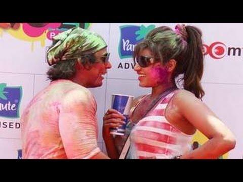 Xxx Mp4 Bollywood Celebs Get DIRTY At Holi Party 3gp Sex