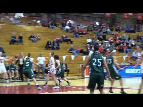 2016-17 SHIP Women's Basketball Atlantic Region Quarterfinals vs Mercyhurst
