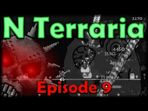 N Terraria Mod - Episode 9 - The 5 Stages Of Baum-Rage