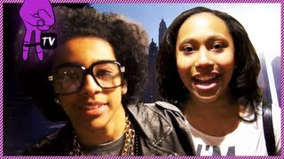 Mindless Behavior Chicago Fans React to a sneak screening of All Around the World Movie