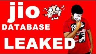 Jio Database Hacked/ Leaked | Biggest Mistake By Jio | जिओ की सबसे बड़ी भूल