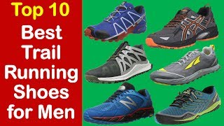 Best Trail Running Shoes for Men – Best Trail Running Shoes 2017 (Reviews)